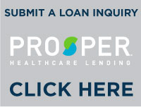 Prosper Healthcare Lending is the premier financing company in the healthcare  industry. With over $3 Billion borrowed and over 250,000 people empowered, this   is a name and a program you can trust.   Here are some of the benefits you'll receive with a loan from Prosper Healthcare   Lending:   Immediate decisions without affecting your credit!   Longer terms for lower monthly payments   No collateral required   No prepayment penalties   Fast & easy loan inquiry process   100% Confidentia